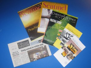 Authorized Christian Science literature