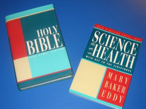 The Holy Bible and Science and-Health with Key to the Scriptures by Mary Baker Eddy